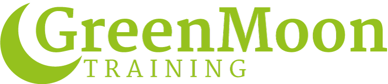 Green Moon Training Logo